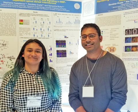 Butler lab attends the UCLA BSCRC 16th Annual Stem Cell Symposium